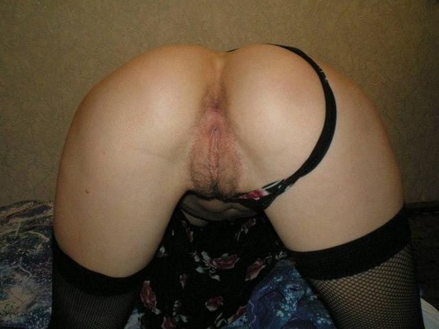 Russian lovers of anal sex at home 4 photo