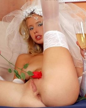 Depraved brides like sex