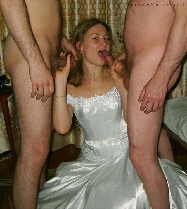 Интересное видео порно после свадьбы