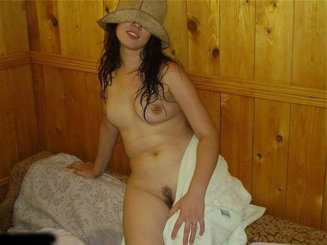 Group of young nude girls in a sauna 12 photo