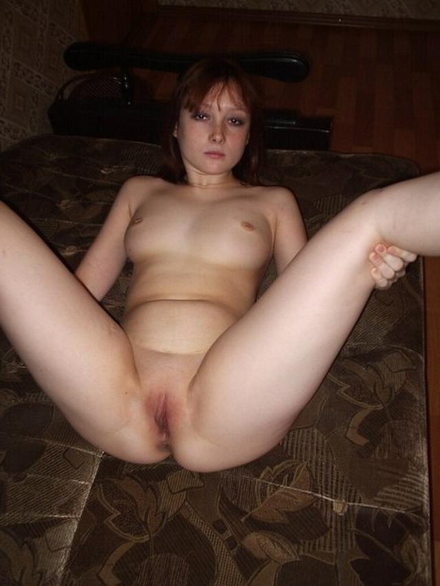 Photo titted redhead whore during masturbation 3 photo
