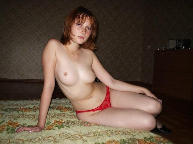 Photo titted redhead whore during masturbation 15 photo