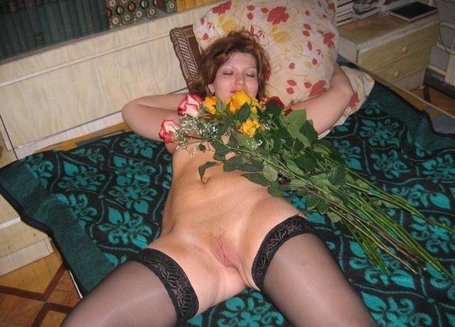 Busty wife gave herself her husband and friend in bedroom 13 photo
