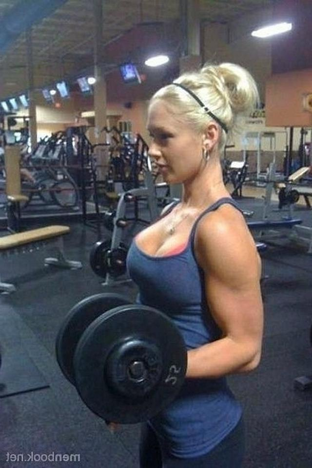 Fitness beauty fondness sport and sex 7 photo
