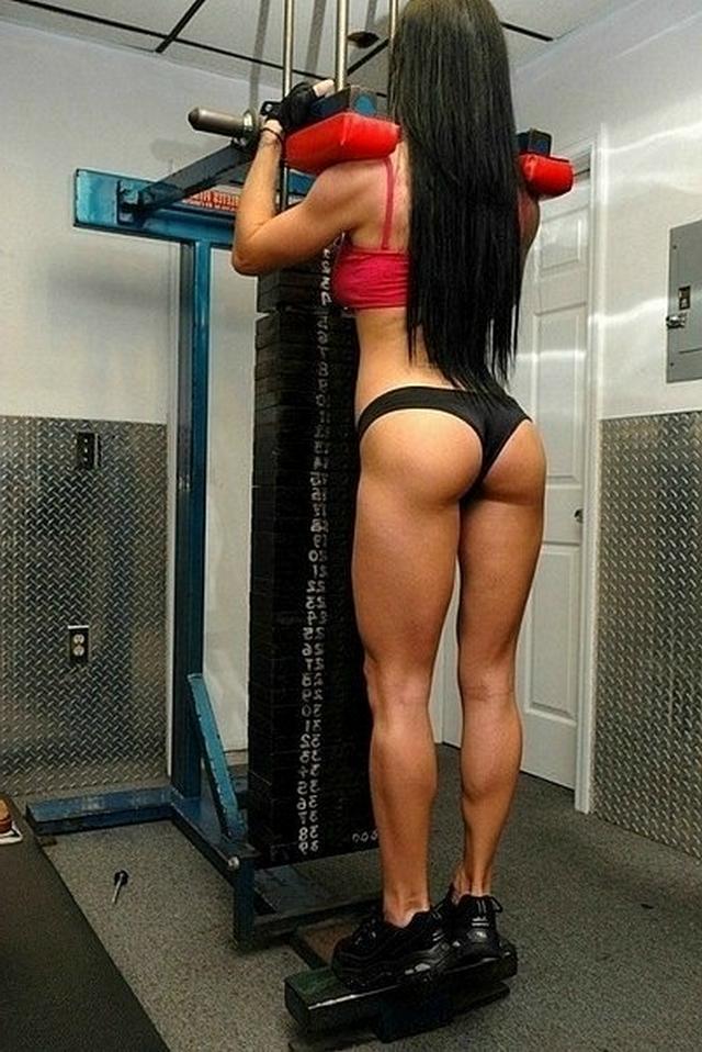 Fitness beauty fondness sport and sex 2 photo