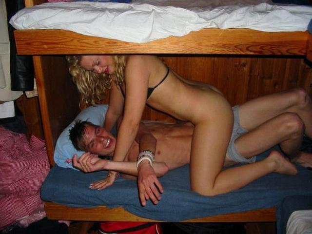 Home sex in in different positions with charming girlfriends 11 photo