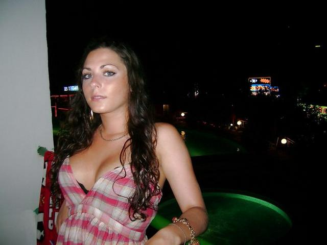 Young busty tourist do not mind to have sex with a stranger 16 photo
