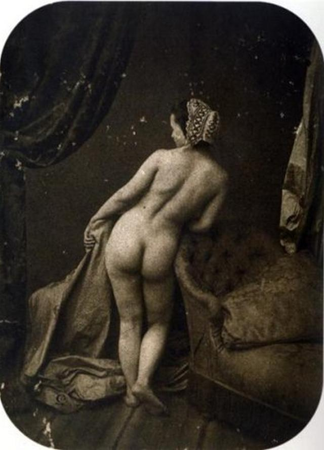 Retro pictures of pornographic nature with a perverse postures 12 photo