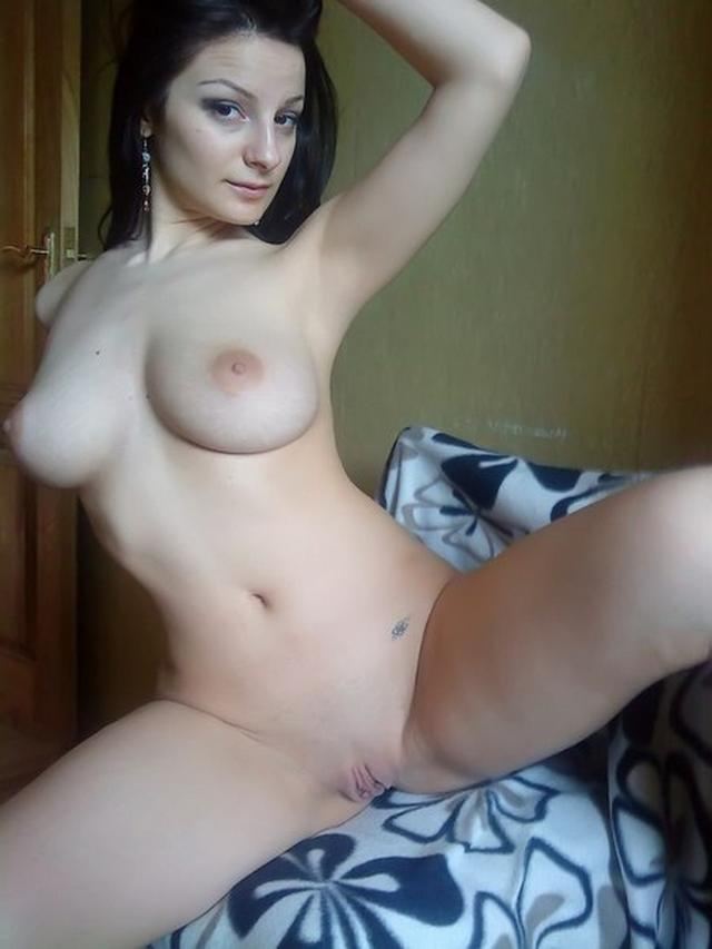 Pretty dagestan brunette completely naked 20 photo
