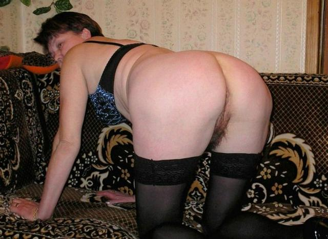 Drunk Grandma tried on sexy lingerie 3 photo