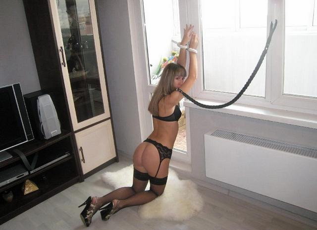 Elegant hot babe like feel a slave 7 photo