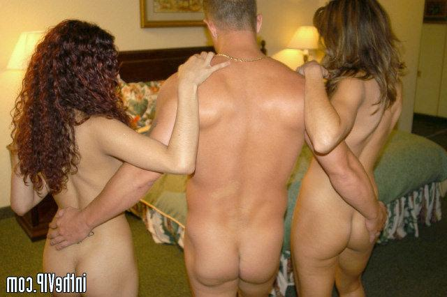 Man on the alco party seduced two bitches 18 photo