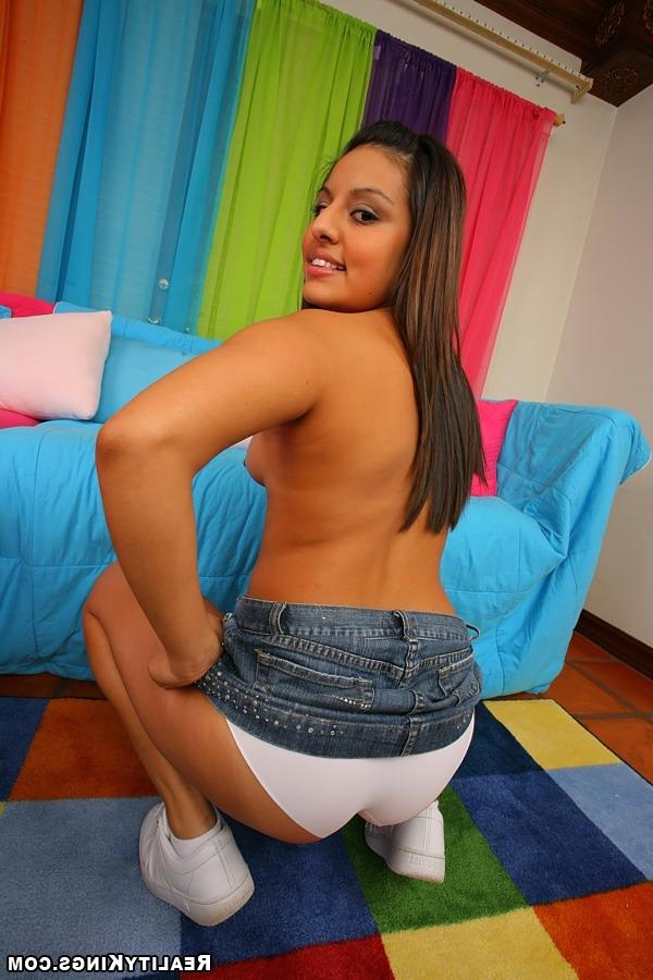 Cute latin with round ass loves suck and fucks 10 photo