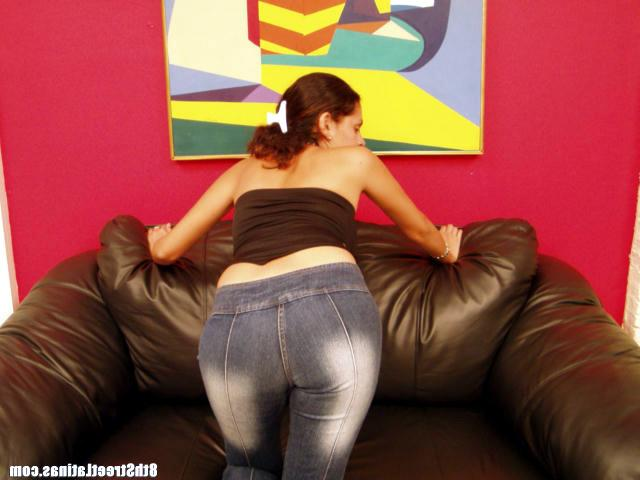 Hot ebony Monica sucks small dick and fucks on couch 4 photo
