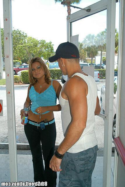 Strong man fucks hot latina Catalin with creamy pussy 3 photo