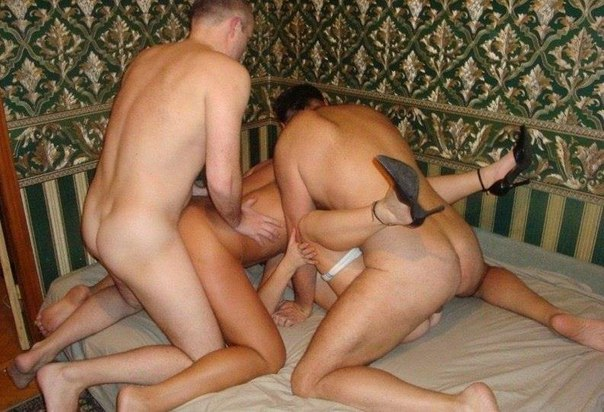 Brutal gang bang with more long dicks and cums 21 photo