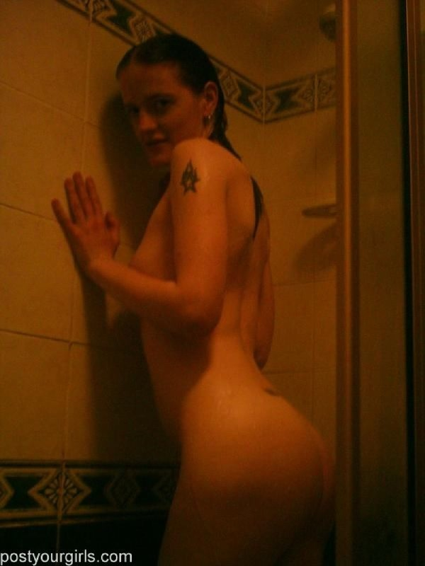 Guy shared a photo of his naked wife in the shower 1 photo