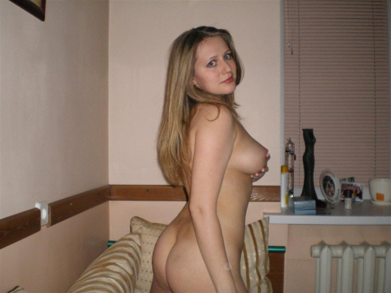 Stunning young mom with big breasts in the bathroom 8 photo