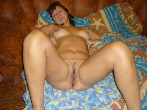 домашнее фото голой мамочки