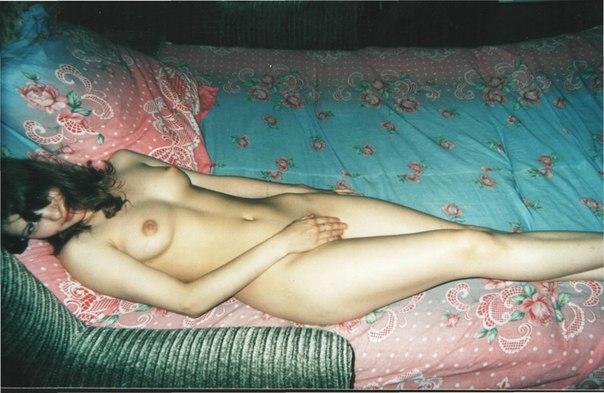 Русское фото ню ретро