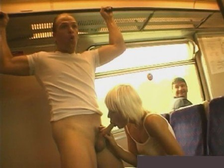 фото секс в купе