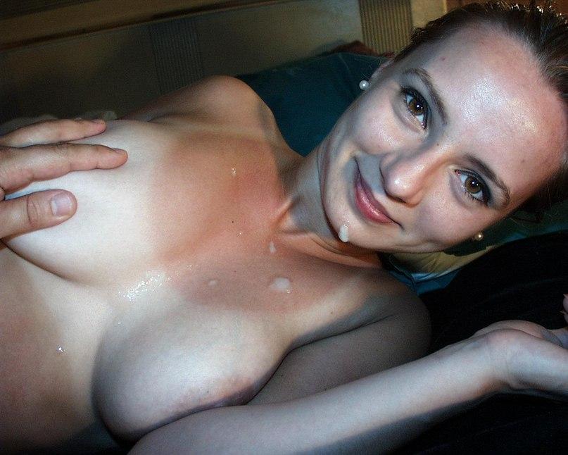 частные фото жен в сперме