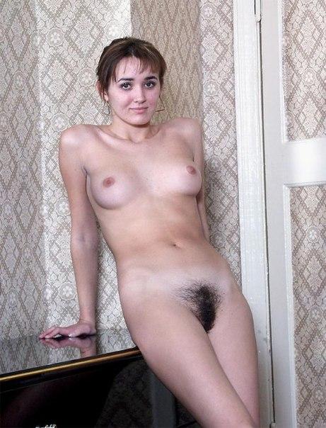 фото голых женщин волосатых