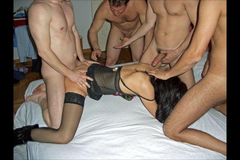 Частное порно фото группа