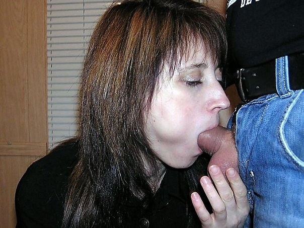 Mature-aged wife with a beautiful figure 4 photo