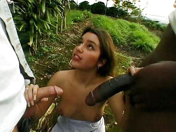 Lady humiliates her kukold - sex with black men 12 photo