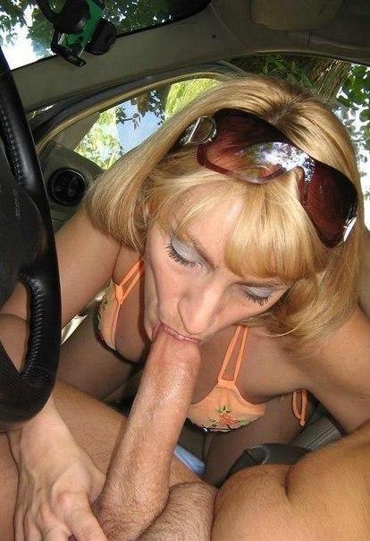 баба делает минет в транспорте фото