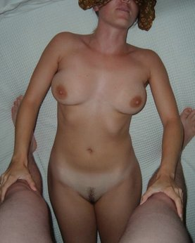 Wife does not constrain her vulgar desires and fantasies