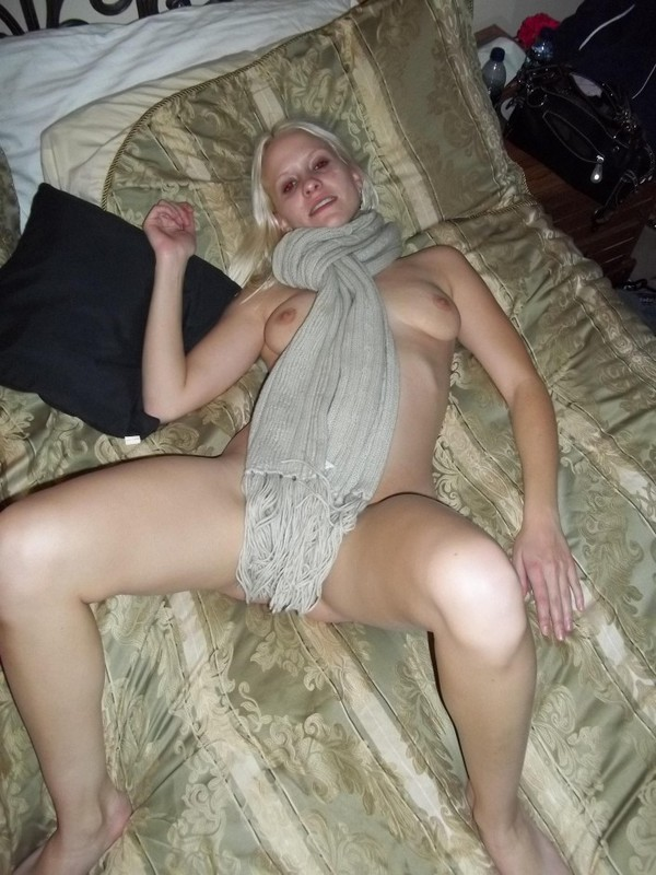 Lustful blonde ready for anything 4 photo