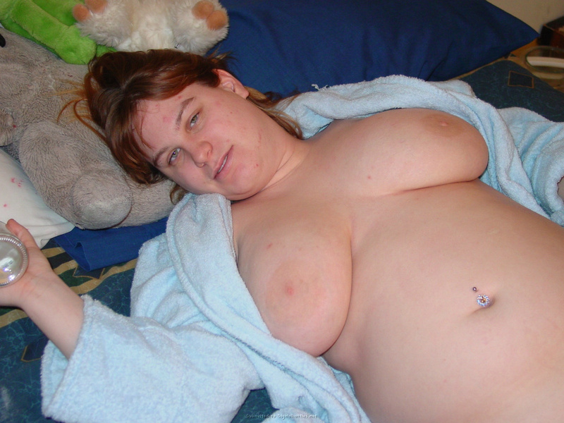 Fat woman with big tits no complexes 20 photo