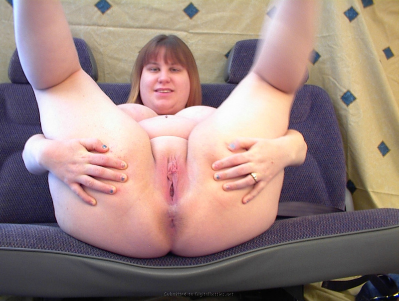 Fat woman with big tits no complexes 13 photo