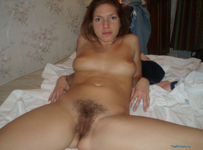 Ginger slut with unshaven pussy sucks and fucks 5 photo