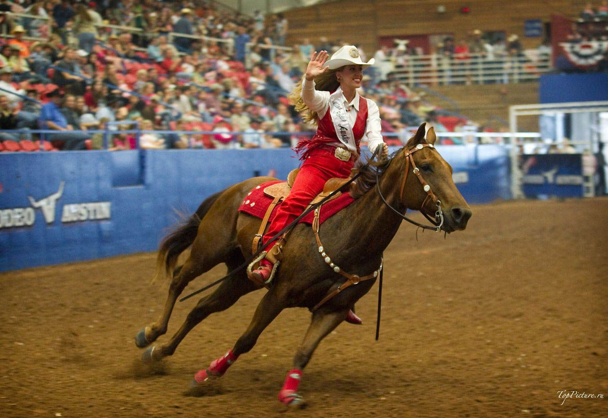 Showy photo beauties with Miss Rodeo 19 photo